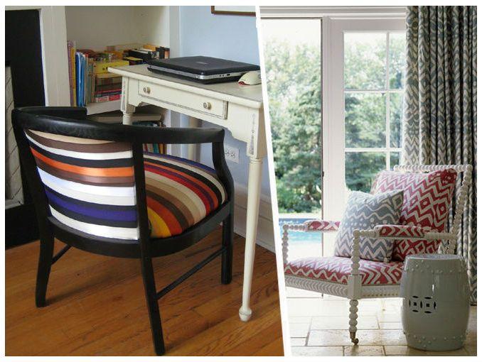 como cambiarle el tapiz a una silla | ActitudFem