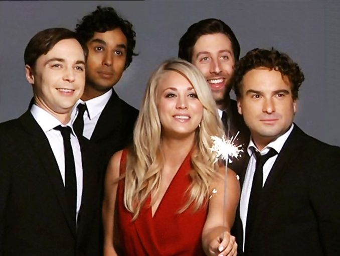 Cuanto ganan actores de the big bang theory soyactitud for Decoracion piso big bang theory