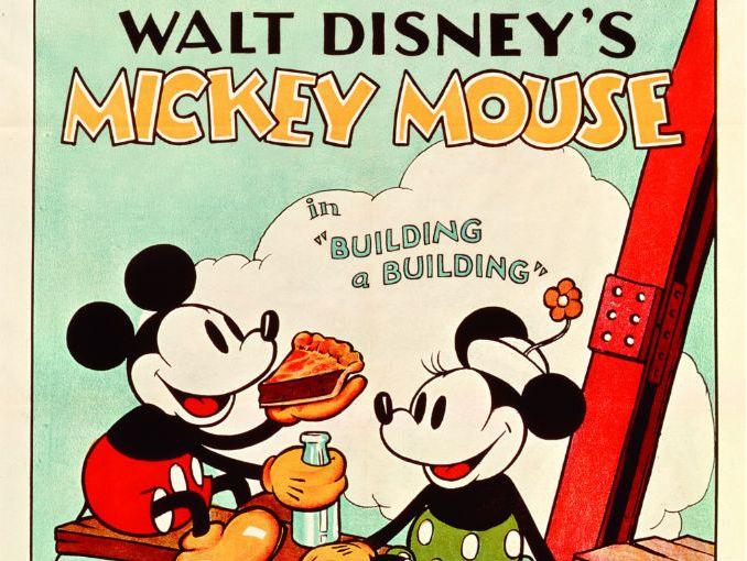 La Verdadera Historia De Walt Disney Sus Dibujos Y: Historia De Mickey Mouse