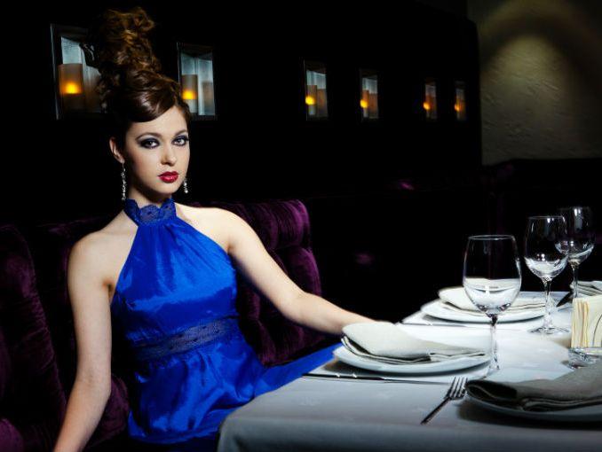Como ir vestida a un restaurante formal