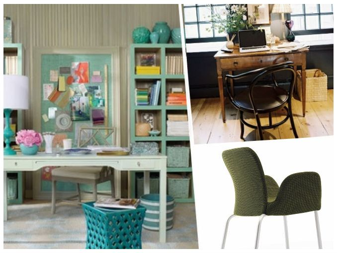 Como decorar tu propia oficina en casa actitudfem for Casa hogar decoracion