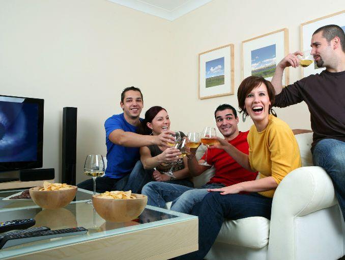 5 tips para ser anfitriona en el super bowl soyactitud - Menu cena amigos en casa ...