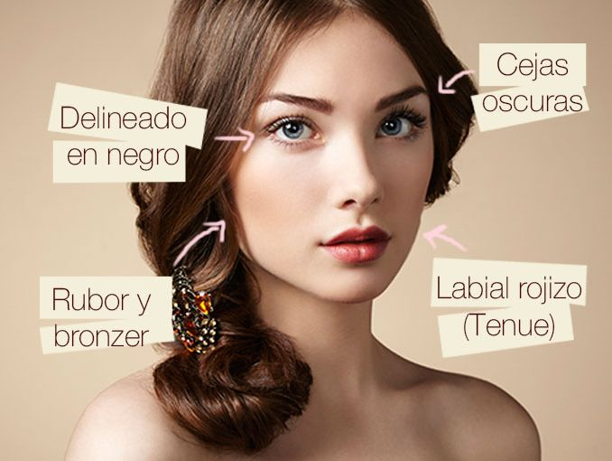 Maquillaje Natural Para Una Cita Actitudfem - Maquillaje-natural-de-dia