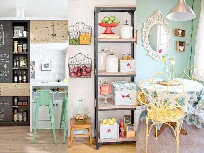 Muebles para espacios peque os actitudfem Muebles para departamentos reducidos