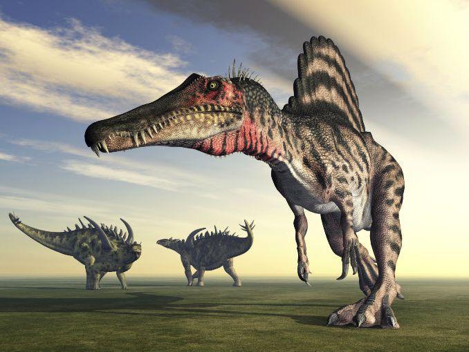 Científicos descubren al dinosaurio más grande del mundo