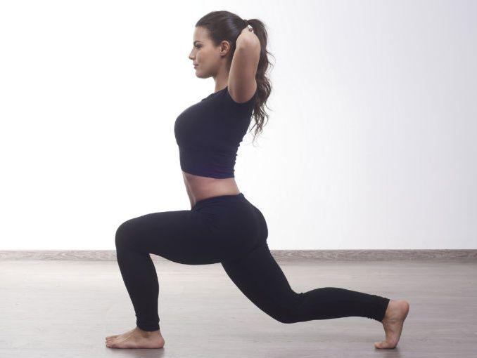fotos chicas tetonas rutina de ejercicio