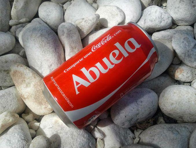 Los 488 nombres que vienen en las latas de Coca  SoyActitud