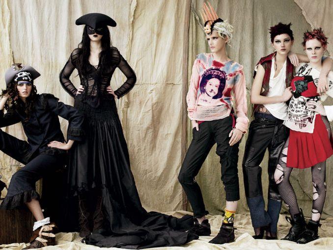 disfraces de halloween sencillos y rapidos para mujer