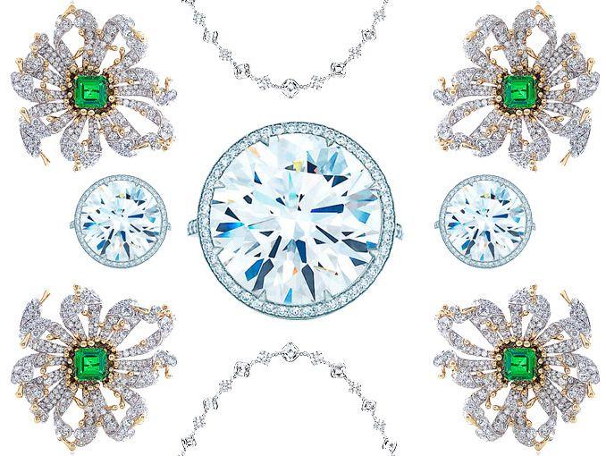 c2218f8e1911 Las joyas más costosas de Tiffany   Co.
