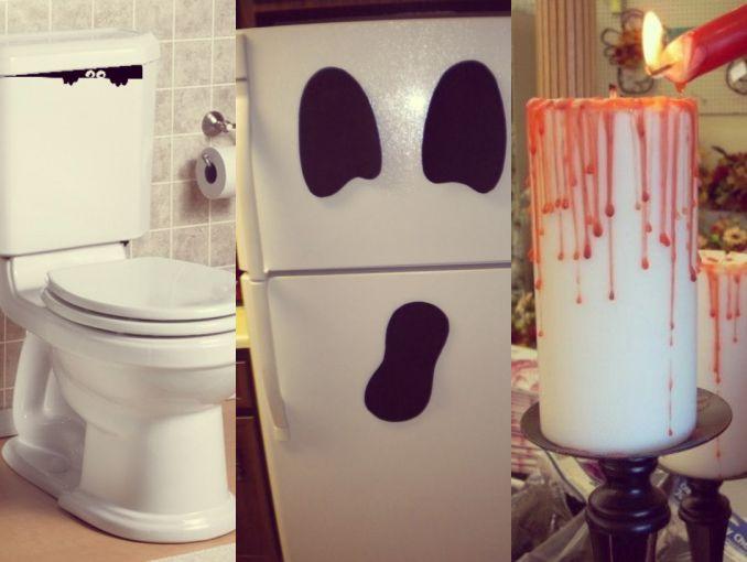 Decoraciones f ciles y r pidas para halloween actitudfem for Decoracion del hogar facil y economico