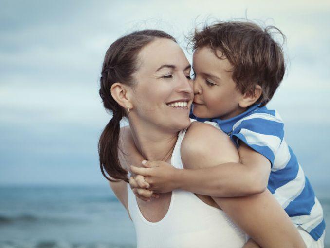 Tips para ser una mamá feliz   ActitudFem