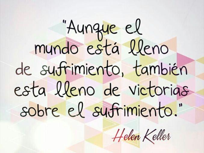 Frases De Helen Keller Fotos Actitudfem