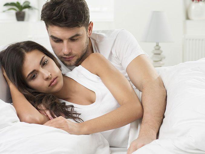 Mujeres sexualmente frias