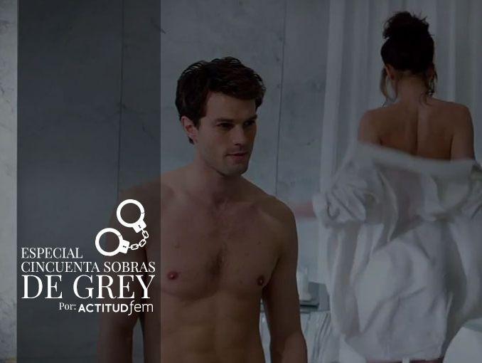 Las 10 escenas de 50 sombras de Grey que queremos ver en la película ...