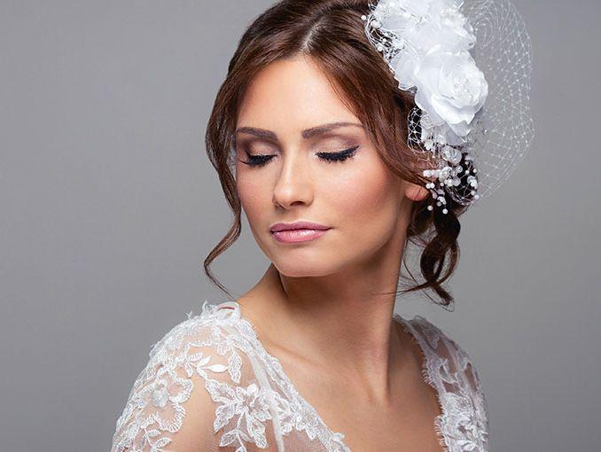 maquillaje de novia dia