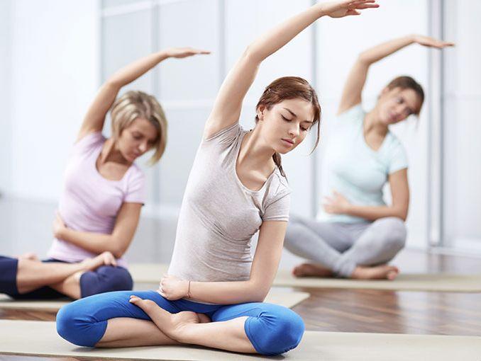 Rutina de yoga para principiantes  e0a0af05f657