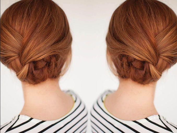 Peinados Faciles Para Boda Actitudfem