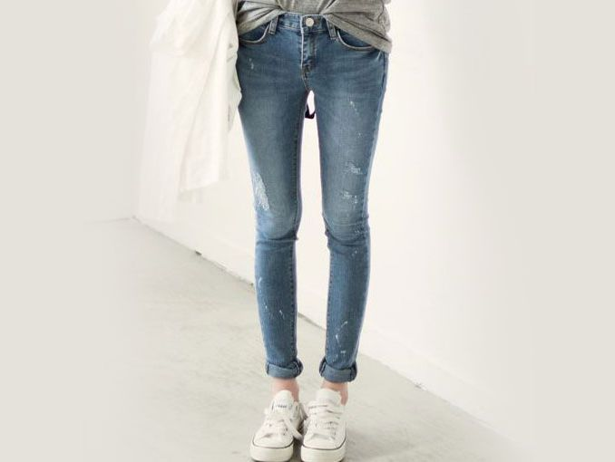 nuevo concepto 08326 f5052 como y cuando doblar los pantalones o jeans | ActitudFem