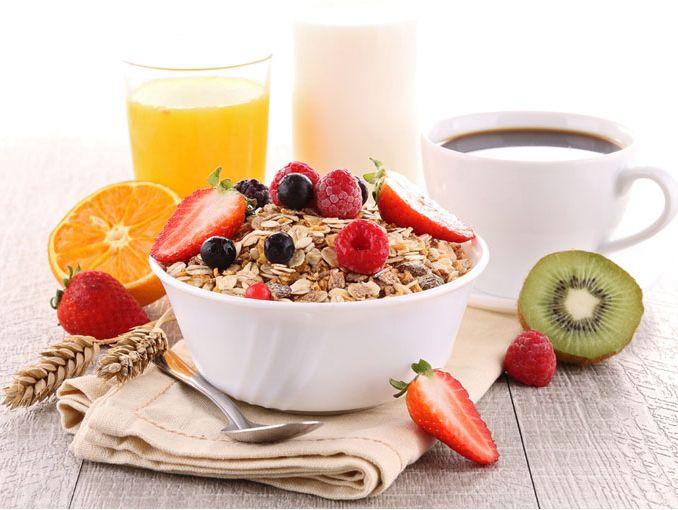 Cual seria el desayuno perfecto para adelgazar