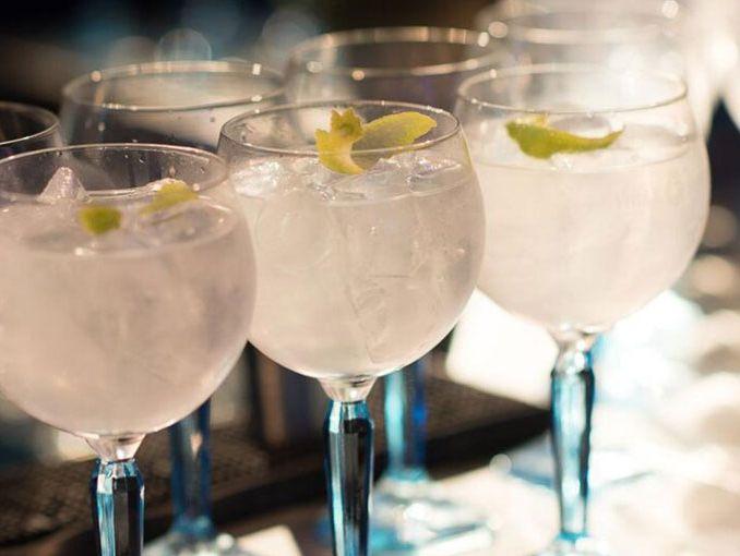 cocteles para celebrar con gin