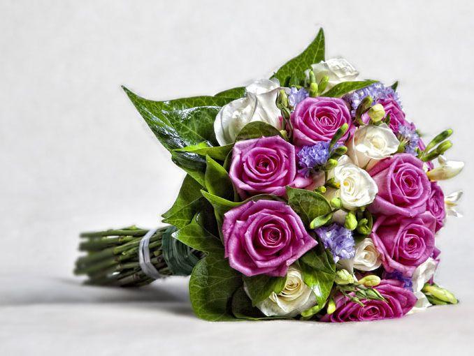 Como hacer arreglos de flores para bodas diy soyactitud - Arreglos de flores para bodas ...