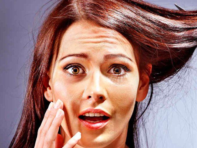 Corte de cabello con fuego df
