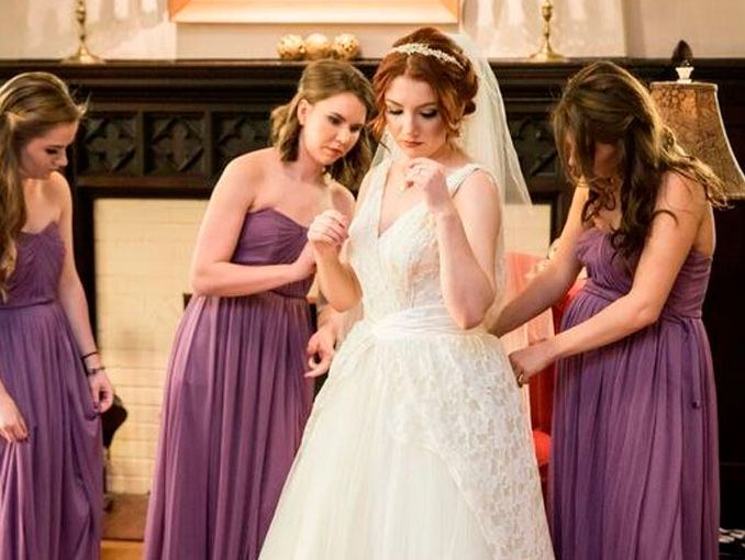 Vestidos madre de novias famosas