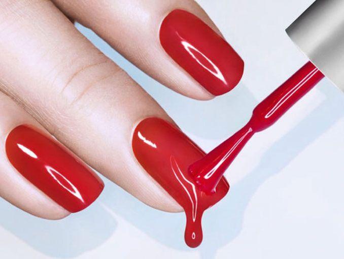 Cuidado! El esmalte de uñas puede afectar tu salud terriblemente ...