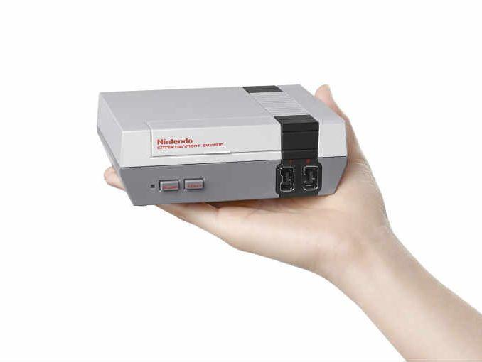 Nintendo Lanza Un Nuevo Nes Para Quienes Amamos Sus Juegos Viejitos