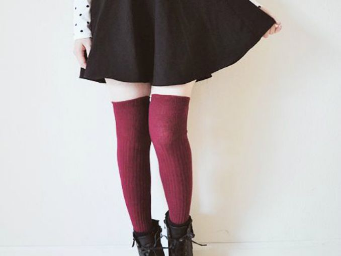 8bd4f681d9 Sientes que tus piernas son muy delgadas  ¡Estas prendas te ayudarán ...