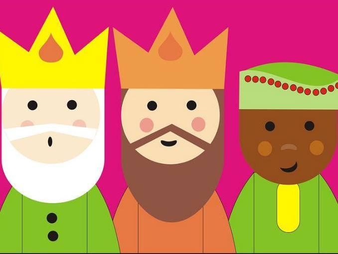Imagenes Sobre Reyes Magos.Como Y Cuando Decirle A Los Ninos La Verdad Sobre Los Reyes