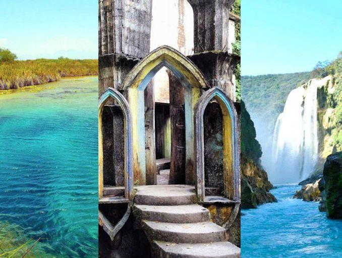 Lugares Para Viajar En México Actitudfem