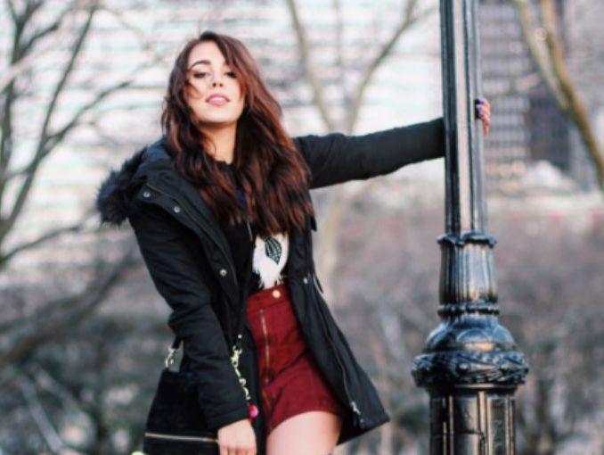 A Danna Paola le afectan las críticas por su aumento de peso
