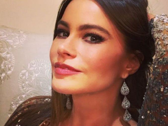Sofía Vergara comparte foto sin maquillaje