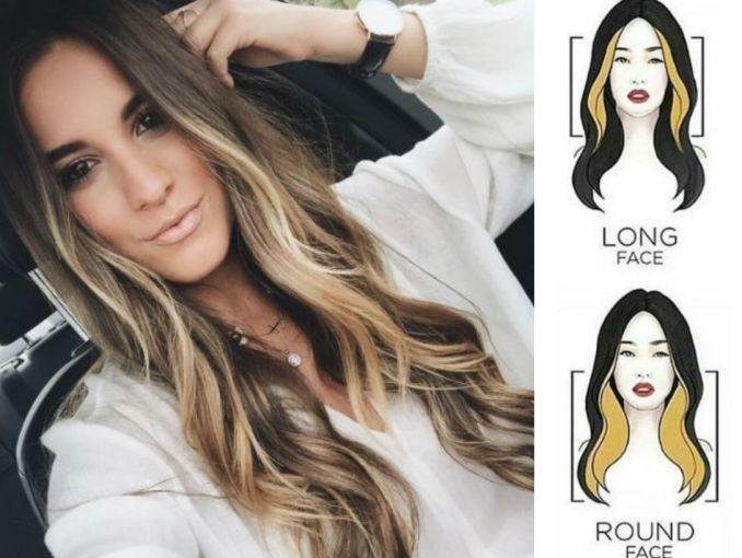 Hair Contouring El Tinte Que Favorece Tu Tipo De Rostro