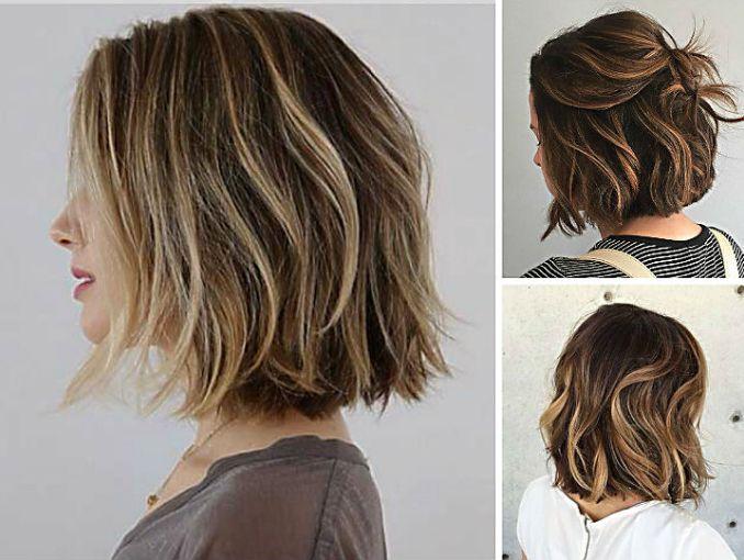 Como hacer el balayage en pelo corto