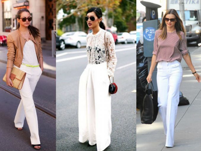 Ropa interior para usar pantalones blancos como una experta | ActitudFem