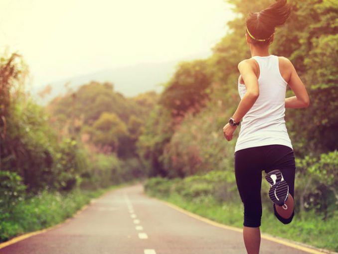 Cuanto tiempo tardas en bajar de peso corriendo