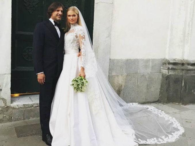 inspírate en los vestidos de novia de las modelos de victoria's