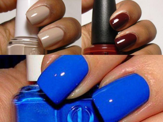 5 colores de uñas perfectos para pieles morenas | ActitudFem