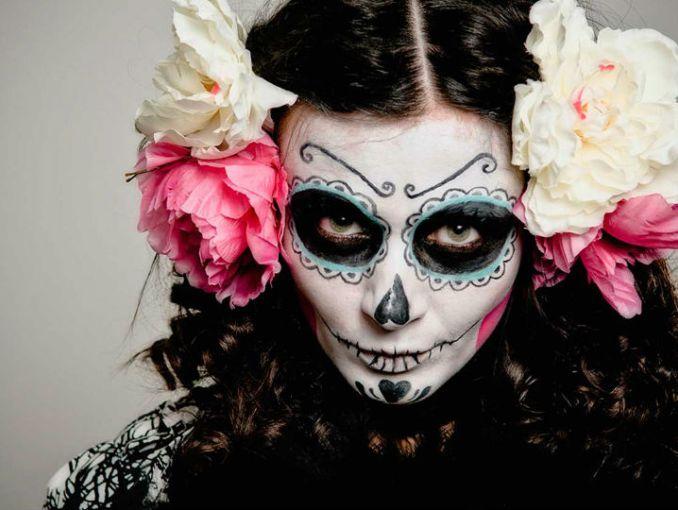Formas Sencillas Para Maquillarte Como Catrina Actitudfem