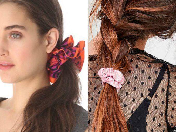 Explicación peinados ochenteros Galería De Tutoriales De Color De Pelo - 3 peinados con el accesorio ochentero que cuesta $10 y que ...
