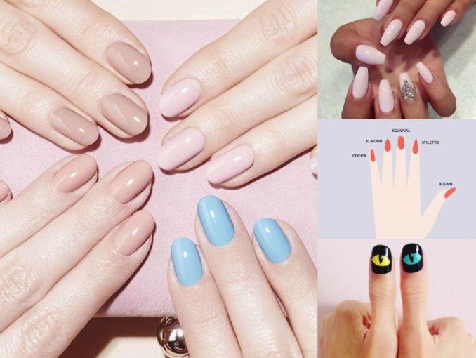 La forma de uñas que te queda según tu tipo de manos | ActitudFem