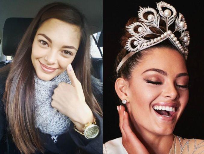Ella Es Demi Leigh Nel Peters Nueva Miss Universo 2017 Actitudfem