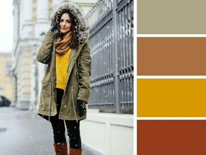 Así es como debes combinar los colores de tu ropa en temporada de ...