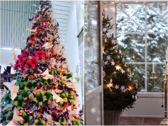Adornos Creativos Para árbol De Navidad Actitudfem