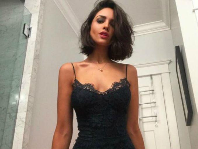 Eiza González posa más sexy que nunca en Instagram