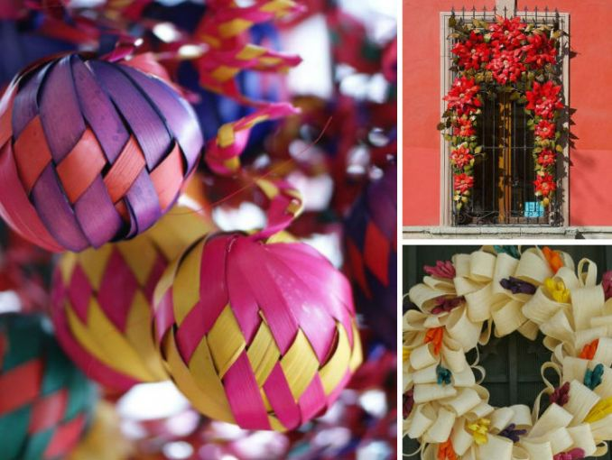 40b4426bbe4 Decoraciones muy mexicanas para tu casa esta Navidad