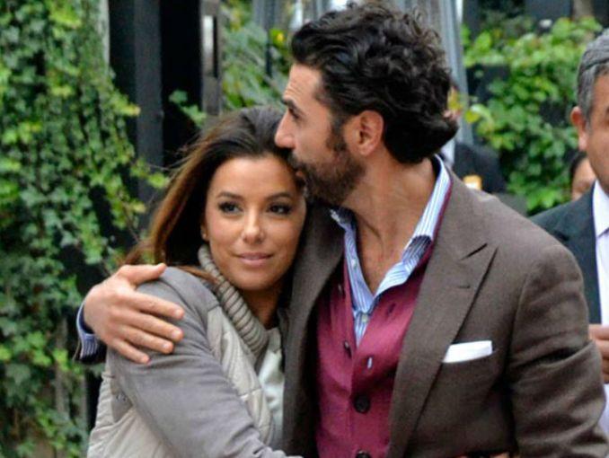 Eva Longoria y el mexicano José Bastón esperan su primer hijo