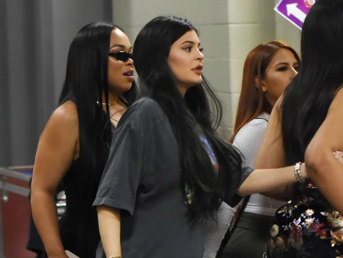 d14bf512b Filtran fotos de Kylie Jenner con su pancita de embarazo